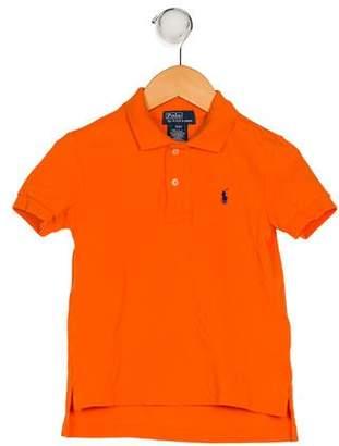 Polo Ralph Lauren Boys' Knit T-Shirt