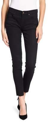 Driftwood Jackie Raw Edge Hem Skinny Jeans