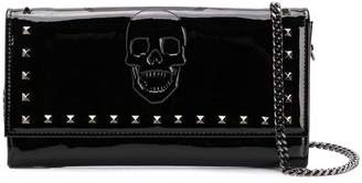 Philipp Plein Skull clutch