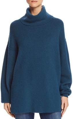 Free People Relaxed Turtleneck Sweater