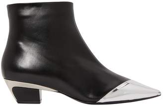 N°21 N 21 Pointed toe ankle boots