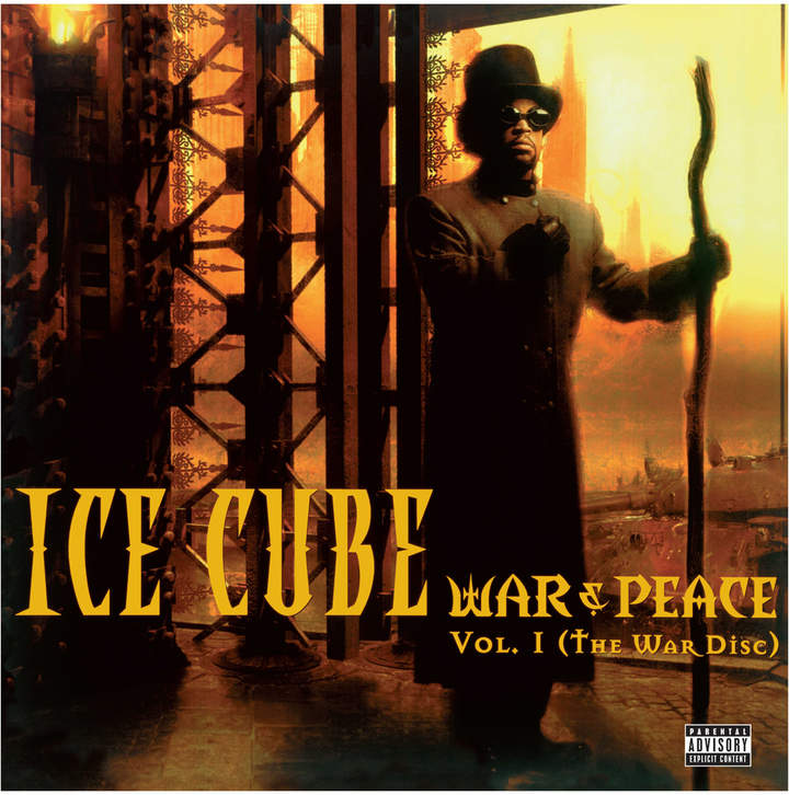 URP Music Ice Cube - War & Peace Vol.1