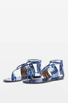 Topshop Ghillie Sandals
