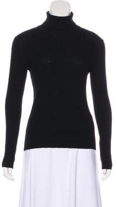 Gucci Cashmere Turtleneck Long Sleeve Sweater