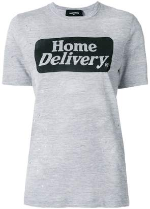 DSQUARED2 Home Delivery T-shirt