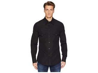 DSQUARED2 Poplin Western Shirt