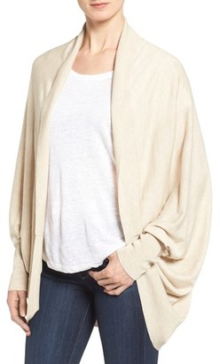 Nordstrom Knit Cocoon Cardigan $79 thestylecure.com