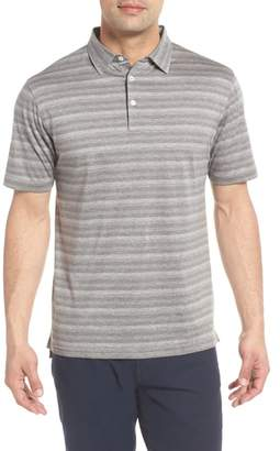 Peter Millar COLLECTION Tides Regular Fit Stripe Polo