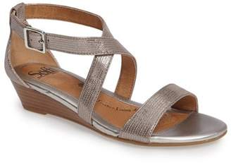 Sofft Innis Low Wedge Sandal
