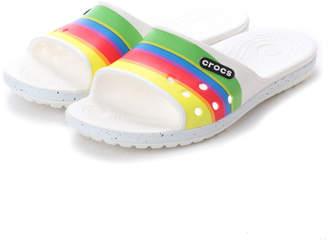 Crocs (クロックス) - クロックス crocs クロッグサンダル Crocband II Graphic Slide 204803