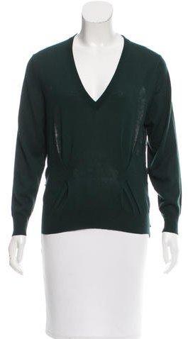 Nina RicciNina Ricci Cashmere High-Low Sweater