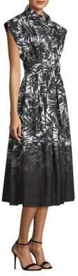 Michael Kors Wrap Shirt Dress