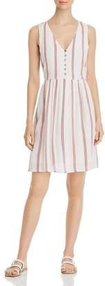 Vero Moda Hannah Striped A-Line Dress