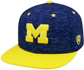 Top of the World Youth Michigan Wolverines Energy Snapback Cap