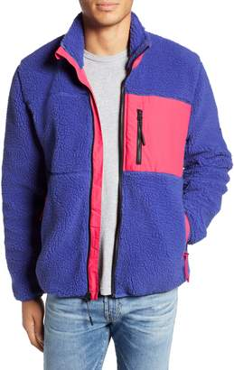 Penfield Mattawa Fleece Zip Jacket