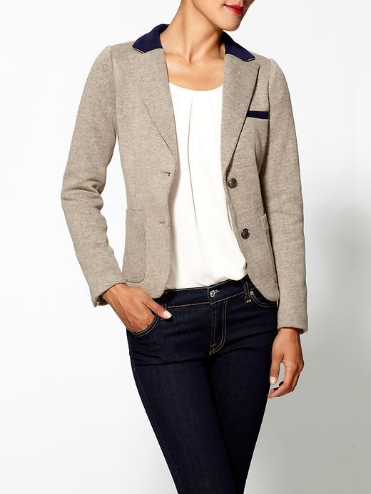 THML Clothing Fitted Single Breasted Blazer