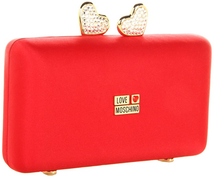Love Moschino JC4124PP0W (Red) - Bags and Luggage