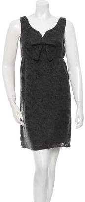 Anna Sui Sleeveless Knit Dress