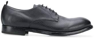 Officine Creative Arbus structured lace-up shoes