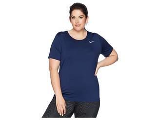 Nike Pro Mesh Short Sleeve Top Women's Workout