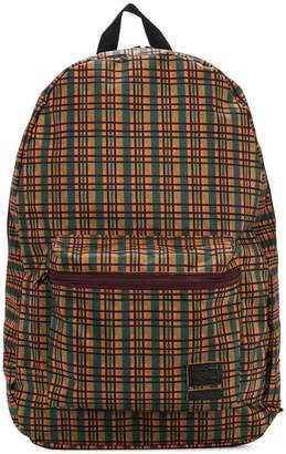 Marni check backpack