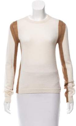 A.L.C. Long Sleeve Wool Top