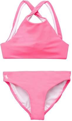 Ralph Lauren Solid Bikini