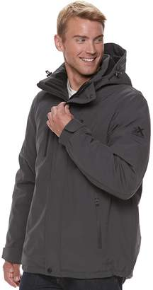 ZeroXposur Men's Cascade Stretch Hooded Jacket