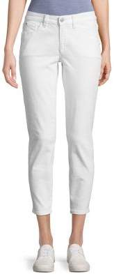 Lord & Taylor Petite Skinny Fit Ankle Pants