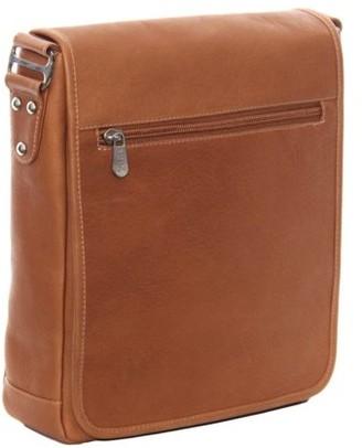 Piel Leather IPAD/TABLET SHOULDER BAG