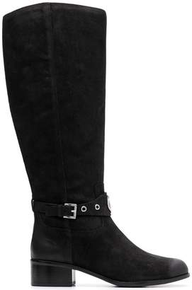 MICHAEL Michael Kors buckle high boots