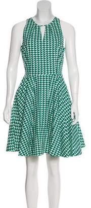 Joie Printed Knee-Length Dress