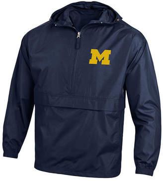Champion Men Michigan Wolverines Packable Jacket