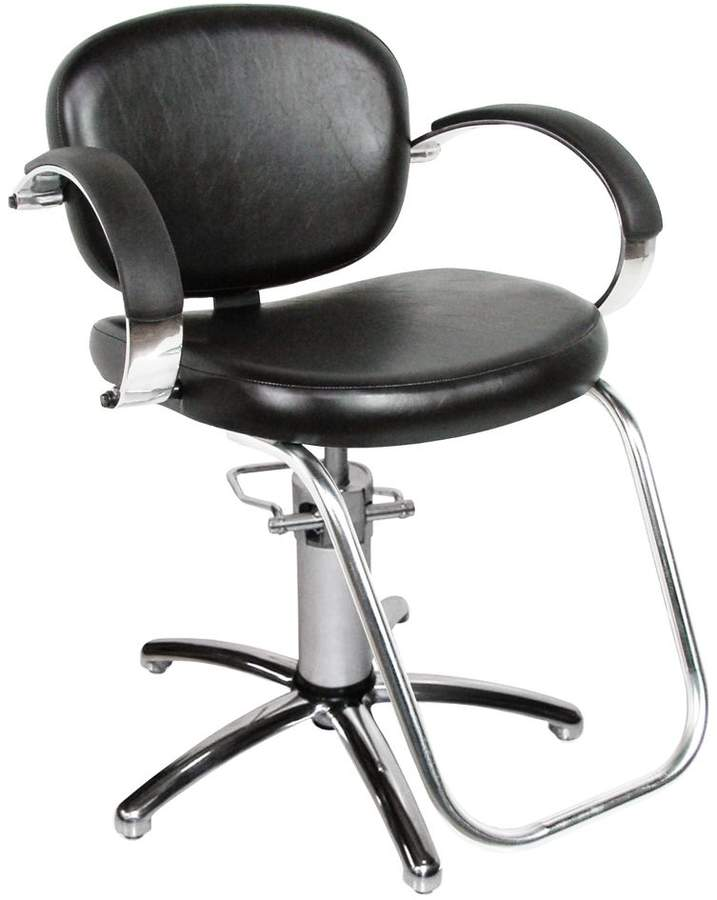 Collins 1300S Valenti Hydraulic Styling Chair with Slim Star Base