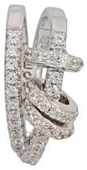 Apm Monaco APM Monaco Mono Sterling Silver Ear Cuff
