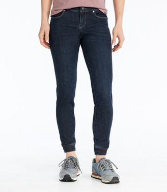 L.L. Bean Women's L.L.Bean Performance Stretch Jeans, Joggers