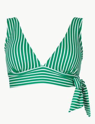 Marks and Spencer Non-Wired Plunge Bikini Top