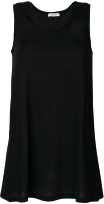 Le Tricot Perugia flared sleeveless top