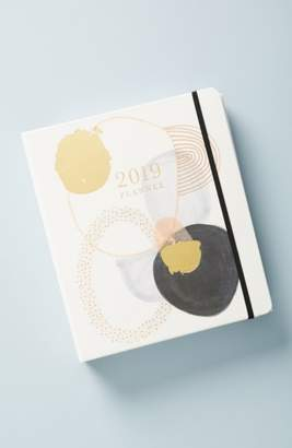 Anthropologie Ashley Mary 17-Month Hardcover Planner