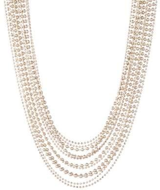 "Ralph Lauren Multi-Strand Beaded Necklace, 17"""