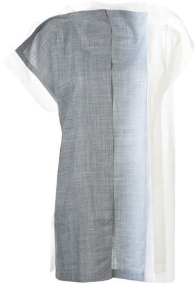 Issey Miyake 132 5.  IL76FT663 12 GRAY ??? Synthetic->Polyester
