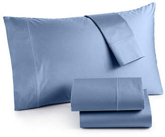 Hotel Collection Four-Piece 525 Thread-Count Cotton Sheet Set