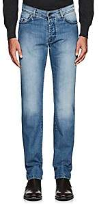 Marco Pescarolo Men's Slim Jeans-Blue