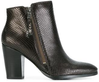 Lauren Ralph Lauren almond toe ankle boots $216.50 thestylecure.com