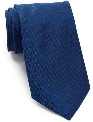 Calvin Klein Digital Unisolid Silk Tie