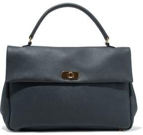 Marni Pebbled-Leather Tote
