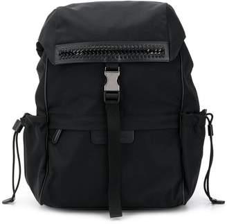 Stella McCartney logo backpack