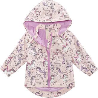 First Impressions Baby Girls Hooded Raincoat