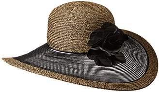 Nine West Women's Super Floppy Hat