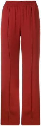 Twin-Set side stripe trousers